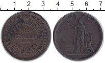 Изображение Монеты Австралия 1 пенни 1820 Медь XF
