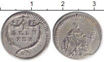 Изображение Монеты Нюрнберг 1 крейцер 1797 Серебро VF