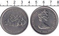Изображение Монеты Великобритания Гернси 25 пенсов 1977 Медно-никель UNC-