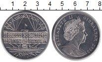 Изображение Монеты Гибралтар 1 крона 2003 Медно-никель UNC-