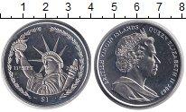 Изображение Монеты Виргинские острова 1 доллар 2002 Медно-никель UNC-
