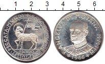 Изображение Монеты Мальтийский орден 1 скудо 1966 Серебро Proof-