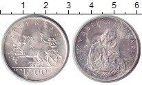 Изображение Монеты Сан-Марино 500 лир 1979 Серебро UNC-