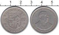 Изображение Монеты Маврикий 1 рупия 1987 Медно-никель XF