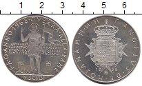 Изображение Монеты Мальтийский орден 3 скуди 1968 Серебро Proof- ФАО