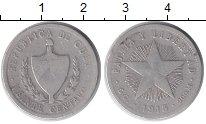 Изображение Монеты Куба 20 сентаво 1915 Серебро VF