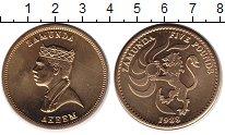 Изображение Монеты США 5 фунтов 1988 Латунь Proof