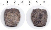 Изображение Монеты Испания 2 реала 0 Серебро VF