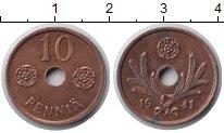 Изображение Монеты Финляндия 10 пенни 1941 Медь XF