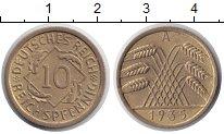 Изображение Монеты Веймарская республика 10 пфеннигов 1935  XF