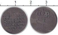 Изображение Монеты Мекленбург-Шверин 1 шиллинг 1769 Серебро VF