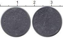 Изображение Монеты Третий Рейх 1 пфенниг 1945 Цинк XF
