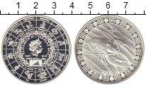 Изображение Монеты Токелау 5 долларов 2012 Серебро Proof- Елизавета II. Знаки