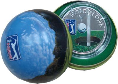 Изображение Монеты Острова Кука 5 долларов 2013 Серебро Proof Елизавета II. PGA TO