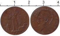Изображение Монеты Италия 1 сентесимо 1915 Медь XF