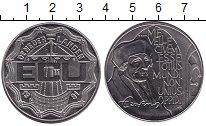 Изображение Монеты Нидерланды 10 экю 1991 Медно-никель UNC