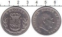 Изображение Монеты Дания 5 крон 1965 Медно-никель XF
