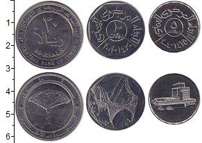 Изображение Наборы монет Йемен Йемен 2004-2009 0 Медно-никель UNC- В наборе 3 монеты но