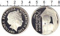 Изображение Монеты Бермудские острова 5 долларов 2013 Серебро Proof