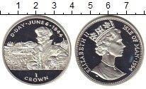 Изображение Монеты Великобритания Остров Мэн 1 крона 1994 Серебро Proof-