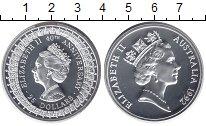 Изображение Монеты Австралия 25 долларов 1992 Серебро Proof