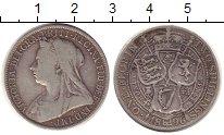 Изображение Монеты Великобритания 1 флорин 1896 Серебро VF