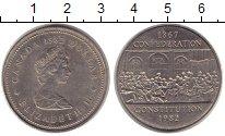 Изображение Монеты Канада 1 доллар 1982 Медно-никель XF