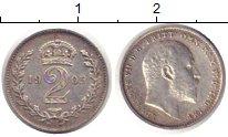 Изображение Монеты Великобритания 1 пенни 1909 Серебро Prooflike