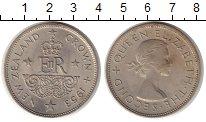 Изображение Монеты Новая Зеландия 1 крона 1953 Медно-никель UNC
