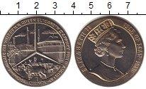 Изображение Монеты Остров Мэн 1 крона 1989 Медно-никель UNC