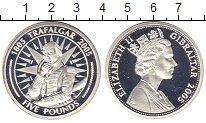 Изображение Монеты Гибралтар Гибралтар 2005 Серебро Proof