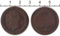 Изображение Монеты Либерия 1 цент 1847 Медь VF