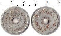 Изображение Монеты Италия жетон 1944 Алюминий XF