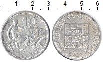 Чехословакия 10 крон 1931 Серебро