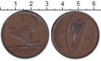 Изображение Монеты Ирландия 1 пенни 1928 Бронза VF