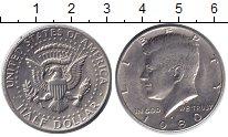 Изображение Монеты США 1/2 доллара 1980 Медно-никель UNC-
