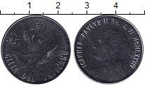 Изображение Монеты Ватикан 50 лир 1984 Медно-никель XF
