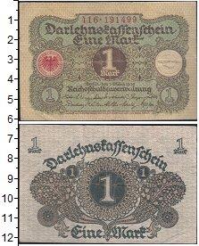 Изображение Боны Германия 1 марка 1920  UNC-