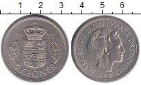 Изображение Монеты Дания 5 крон 1976 Медно-никель XF