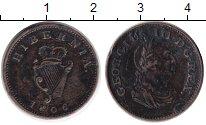 Изображение Монеты Ирландия 1 фартинг 1806 Медь XF