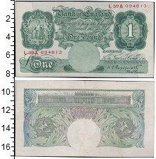 Изображение Банкноты Великобритания 1 фунт 0  XF