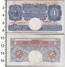 Изображение Боны Великобритания 1 фунт 0  XF