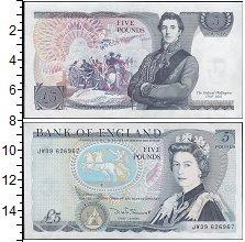 Изображение Банкноты Великобритания 5 фунтов 0  XF