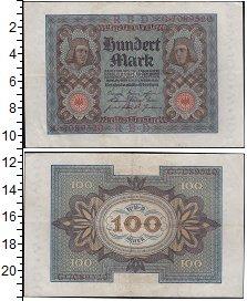 Изображение Банкноты Германия 100 марок 1920  XF