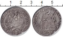 Изображение Монеты Ватикан 1 тестон 0 Серебро VF