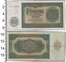 Изображение Банкноты Германия 50 марок 1948  XF