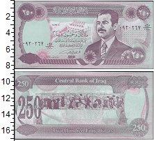 Изображение Боны Ирак 250 динар 0  XF