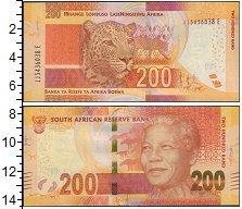 Изображение Боны ЮАР 200 рандов 0  XF