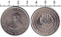 Изображение Монеты Таиланд 20 бат 1996 Медно-никель UNC