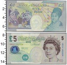 Изображение Боны Великобритания 5 фунтов 0  XF